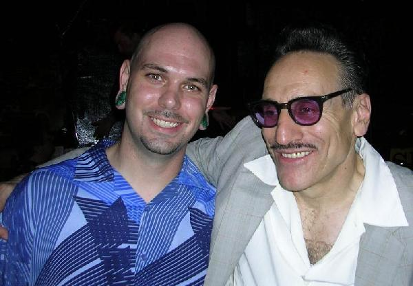 Rick Estrin and Brian Purdy