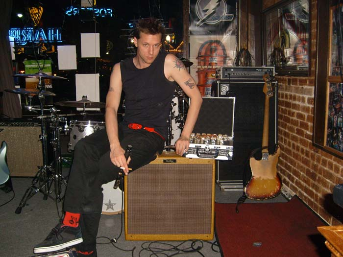 Jason Ricci and HarpGear
